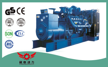 中卫柴油发电机组公司