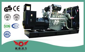 定西柴油发电机组公司