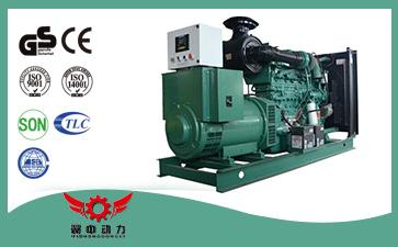 康明斯120千瓦柴油发电机组