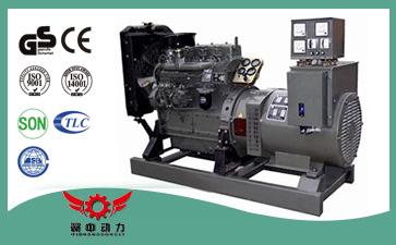 潍柴30千瓦柴油发电机组
