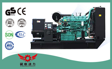 潍柴柴油发电机组400kw