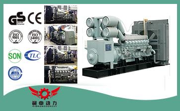 三菱柴油发电机组600kw