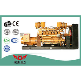 济柴柴油发电机组800kw
