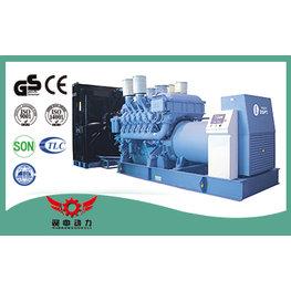 奔驰柴油发电机组480千瓦
