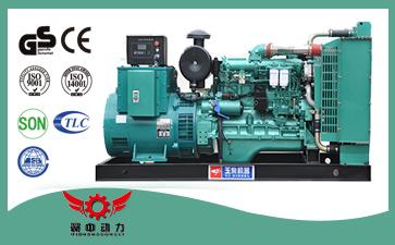 玉柴200千瓦柴油发电机组_广西玉柴发动机型号YC6MK350L-D20规格尺寸大小技术参数耗油量