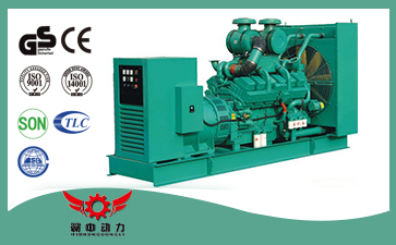科克1200KW柴油发电机组