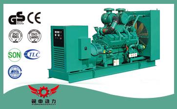 科克1600KW柴油发电机组