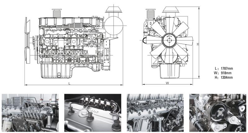 上柴300kw柴油发电机组价格多少钱
